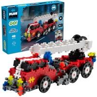 Plus Plus GO! - Fire Fighter (Ages 7-12)