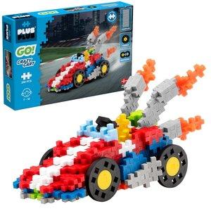 Plus Plus GO! - Crazy Cart
