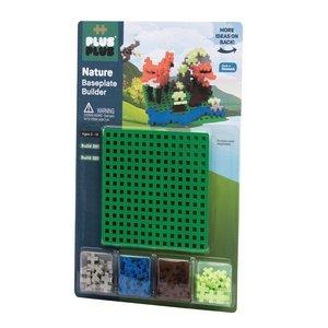 Plus Plus Baseplate Builder - Nature
