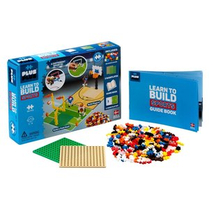 Plus Plus Learn To Build - Sports (Ages 5-12)