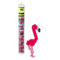 Plus Plus Tube - Flamingo