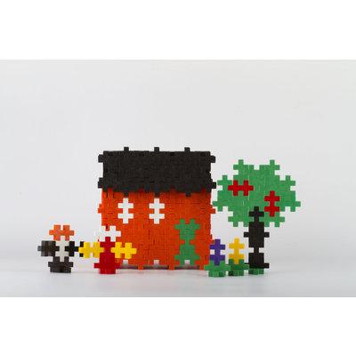 Plus Plus 400 Pieces (BIG) - Assorted Colors in Tub