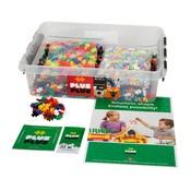 Plus Plus 3600 pieces - Assorted Colors in Tub