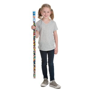 Plus Plus Super Tube - Basic Mix - 510 pieces - Ages 5-12