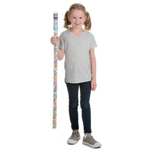 Plus Plus Super Tube - Pastel Mix - 510 pieces - Ages 5-12
