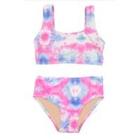 Shade Critters Bikini Swimsuit- Cotton Candy Tie Dye
