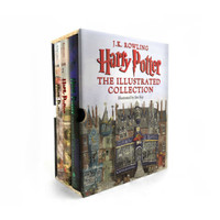 Scholastic Harry Potter - The Illustrated Collection (Year 1-3)