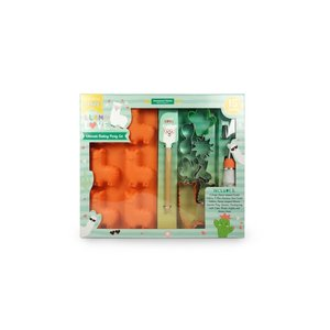 Handstand Kitchen Llama Love & Cactus - Ultimate Baking Party - 15 piece Set