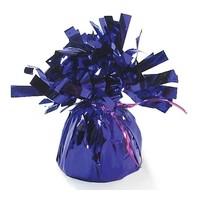 burton + BURTON Purple Foil Balloon Weight - 170g