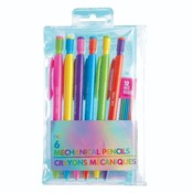 Fashion Angels 6 Pack of MECHANICAL PENCILS