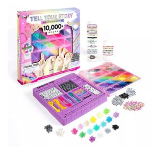 Fashion Angels Tell Your Story 10,000+ Beads Super Set