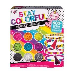 Fashion Angels Stay Colorful - Bracelet Design Kit