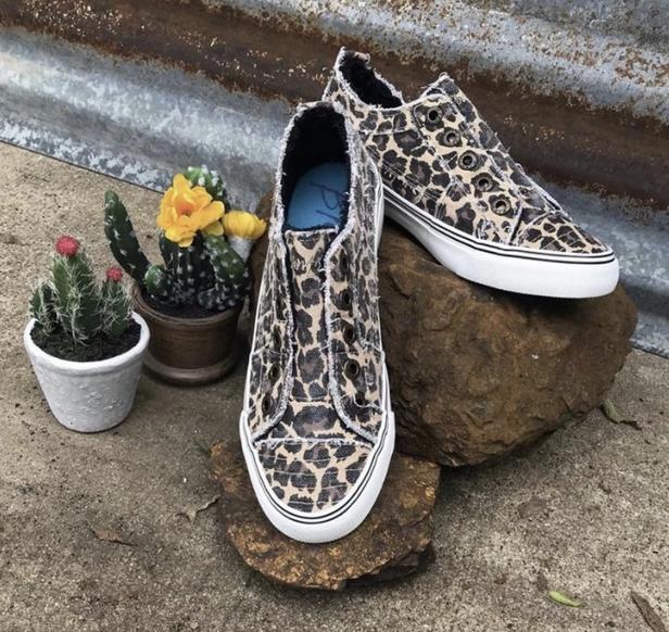 Blowfish Malibu Sneakers - Natural City