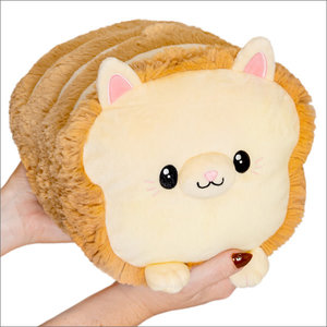 """Squishables Plush Stuffed Mini Cat Loaf (7"""")"""
