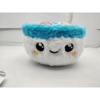 Squishables Plush Stuffed Mini Cereal Bowl