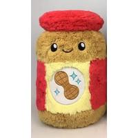 Squishables Plush Stuffed Peanut Butter Jar