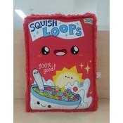"Squishables Plush Stuffed Cereal Box (17"")"