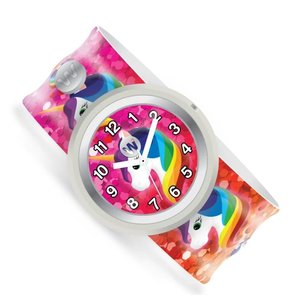 Watchitude Rainbow Unicorns - Watchitude Slap Watch