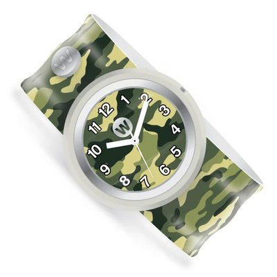 Watchitude Army Camo - Watchitude Slap Watch