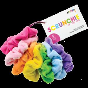 Iscream Days of the Week - Scrunchie Set