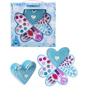Almar Frozen Princess Makeup Kit with Metallic Box
