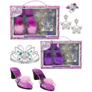 Almar Princess Butterfly Accessory Set