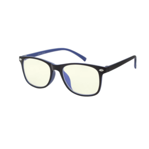 Blue Gem Kids Blue Block Eye Glasses