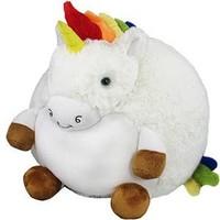 Squishables Squishable Rainbow Unicorn Plush Stuffed Animal