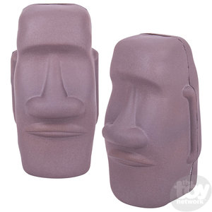 """The Toy Network Easter Island Squishie (4.5"""")"""
