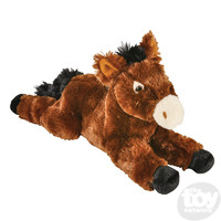 "The Toy Network Animal Den Horse Plush Stuffed Animal (14"")"