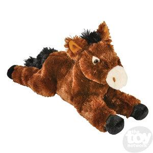 "The Toy Network Animal Den Horse Plush Stuffed Animal (14"")"