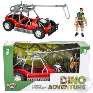 The Toy Network Dino Dune Buggy Set