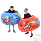 The Toy Network Body-Bumper Inflate Set