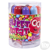 """The Toy Network Candy Lip Gloss (3.25"""") (assorted colors)"""