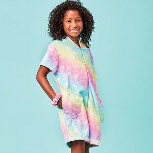 Iscream Shimmering Rainbow Romper -