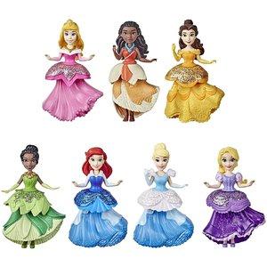 BBCW Disney Princess Dolls - Royal Clips Fashion