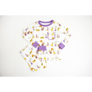 Nola Tawk Tigers Marching In Organic Cotton Pajama Set