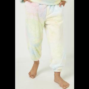 Hayden GY2360 - Tie Dye Fleece Joggers