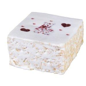 The Crispery The Crispery - Valentine's Bear (Marshmallow  Rice Treat)