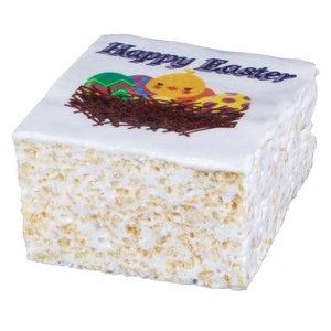 The Crispery The Crispery - Happy Easter (Marshmallow  Rice Treat)