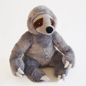 The Farting Dog Company Stanley The Tooting Sloth Plush Toy Stuffed Animal