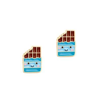 Girl Nation Cutie Stud - Cheery Chocolate