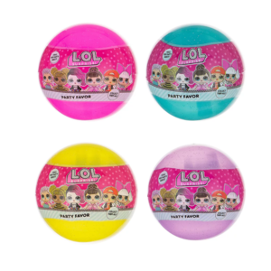 Zoofy Individual LOL Mini Surprise Ball with Necklace