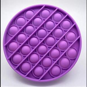 Ty Purple Circle Pop Its