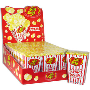 Redstone Foods Buttered Popcorn Jelly Belly - 1.75oz Box