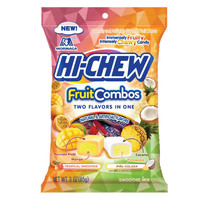 Redstone Foods Hi-Chew Peg Bag - Tropical Smoothie & Pina Colada