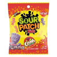 Redstone Foods Sour Patch Kids - Crush Fruit Mix (5oz Peg Bag)