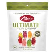 Redstone Foods Albanese Gummi Bears - Ultimate 8 Flavors (5oz Peg Bag)