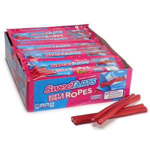 Redstone Foods Sweetart's Ropes - Cherry Punch (Soft & Chewy)