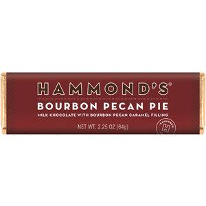 "Redstone Foods Hammond's ""Bourbon Pecan Pie"" Milk Chocolate Bar"